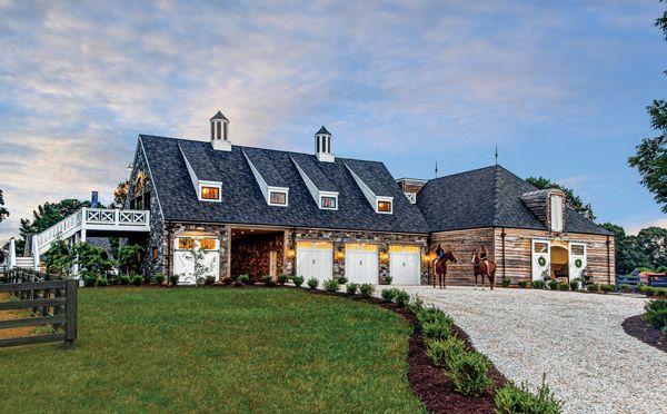 A Barn House In The Country Farmsteading Family Creates A Dream Estate Central Virginia Home Magazine